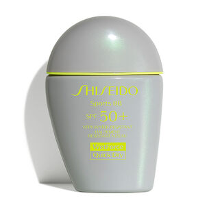 Sports BB SPF50+, 04 - Shiseido, Protection visage