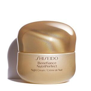 Crème Nuit NutriPerfect - Shiseido, Crèmes de jour et de nuit