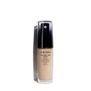 SYNCHRO SKIN GLOW Teint Fluide Eclat SPF20, N2 - Shiseido, Fond de teint