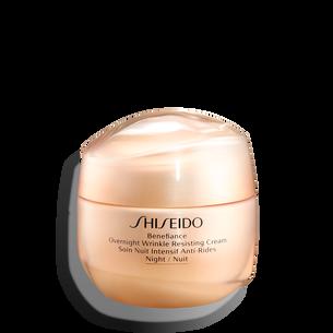 Soin Nuit Intensif Anti-Rides - Shiseido, Soins