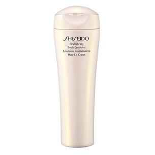 Émulsion Revitalisante pour le Corps - Shiseido, Soins du corps