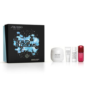 Coffret Crème Hydratante - ESSENTIAL ENERGY, Collection de Noël