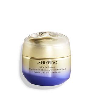 Crème Lift Fermeté Enrichie - Shiseido, Nouveautés
