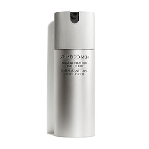 Revitalisant Total Fluide Léger - SHISEIDO MEN, Revitalisant Total