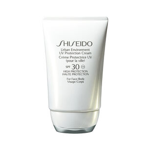 Urban Environment UV Protection Cream SPF30 - Shiseido, Protection pour la ville